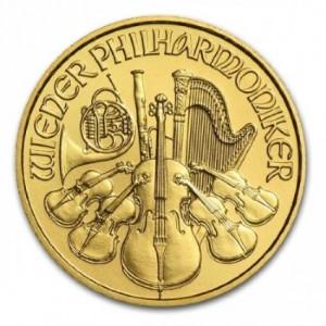 ウィーン金貨フィル刻印