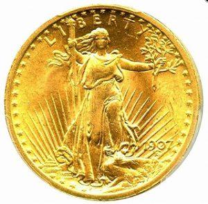 アメリカ金地金ゴールドコイン