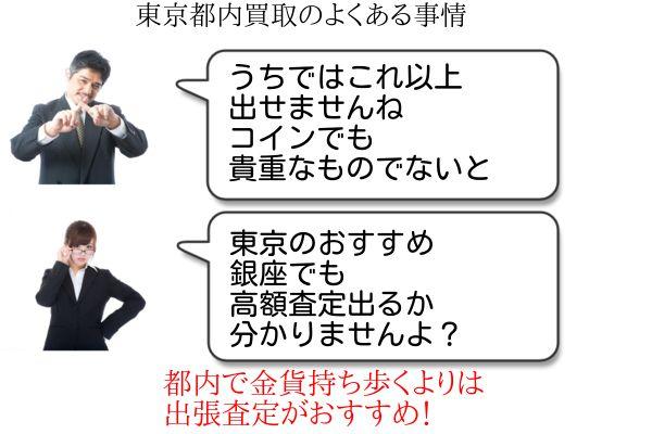 東京記念硬貨店の選び方