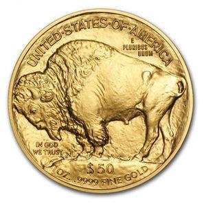 バッファロー金貨アメリカ地金型金貨