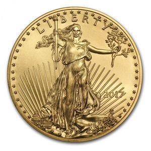 イーグル金貨アメリカ地金型金貨