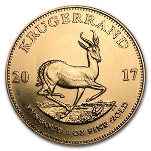 地金型金貨南アフリカクルーガーランド金貨