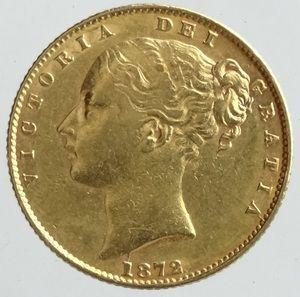 イギリス地金型金貨ソブリン金貨