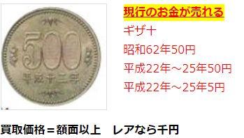 コイン現行平成お金