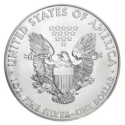 アメリカンイーグル銀貨