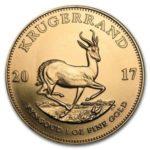 クルーガーランド地金型金貨
